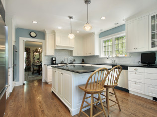 Cabinet Painting, Cabinet Refinishing, Interior Painting<br/>Monroe, CT and Westport, CT