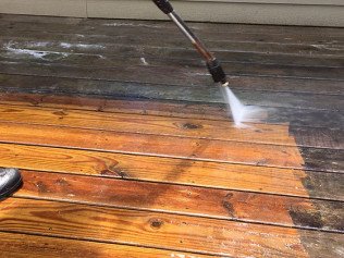 Power Washing, Pressure Washing, Exterior cleaning<br/>Monroe, CT and Westport, CT